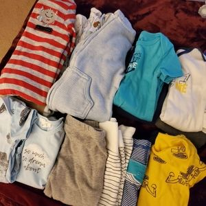 carters and other brands.